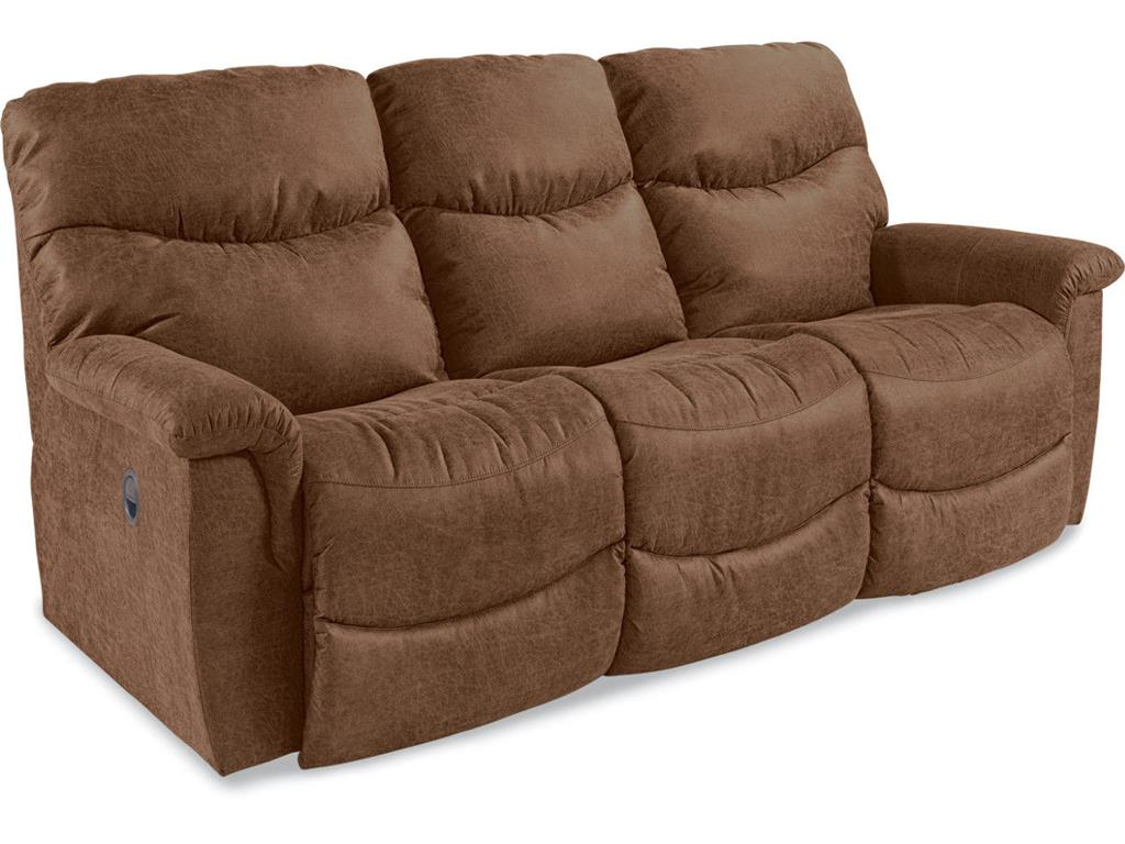 James Full Reclining Sofa