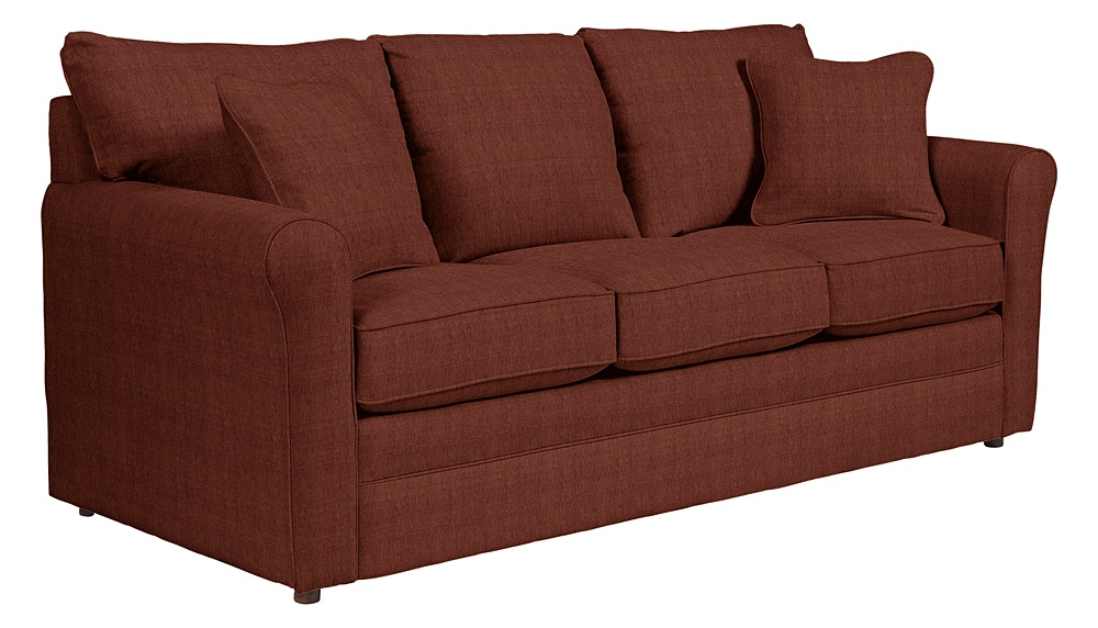 Leah La-Z-Boy Premier Supreme-Comfort Queen Sleep Sofa