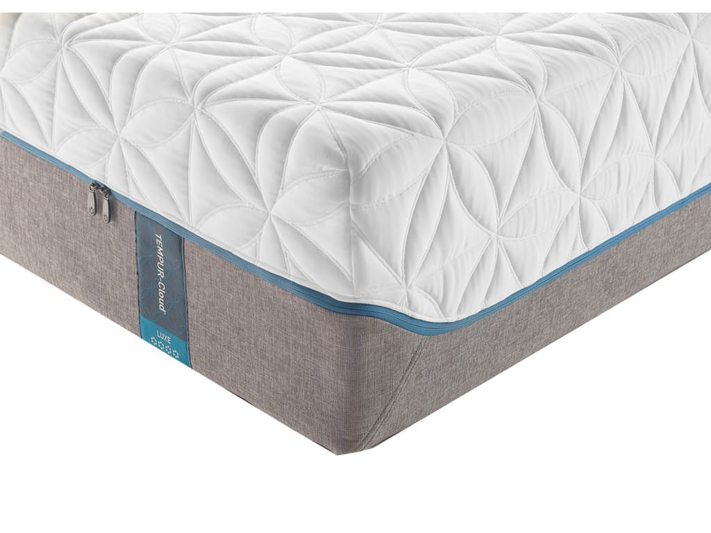 Tempur Cloud Luxe Mattress Queen Mattress Only Mattress Sofa Warehouse Furniture Store