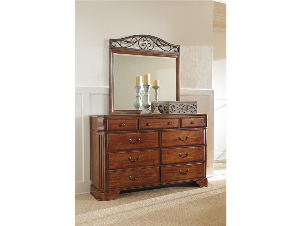 Wyatt bedroom mirror
