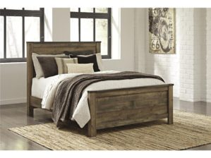 Trinell Queen Panel footboard