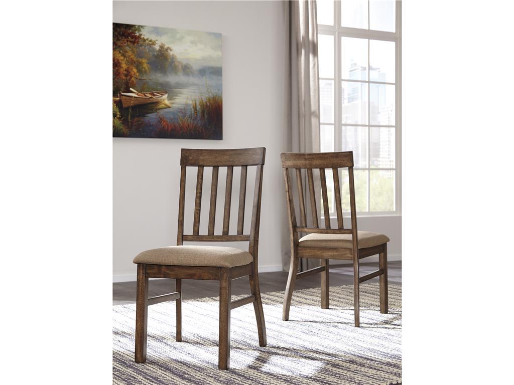Zilmar Dining UPH Side Chair