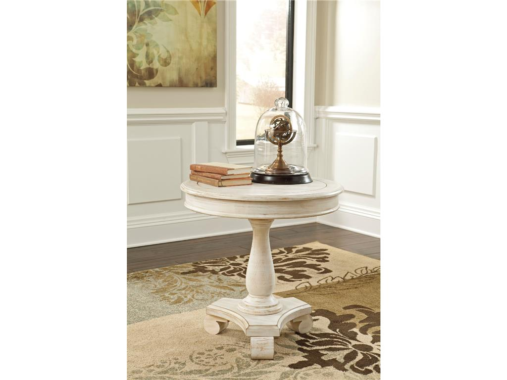 Mirimyn Round Accent table