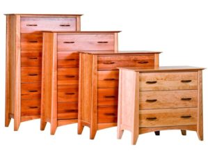 Woodforms Willow 5 Drawer Chest