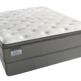Simmons Keyes Peak Mattress Set