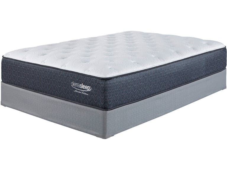 Sierra Sleep by Ashley Limited Edition Plush Top Queen-size Mattress