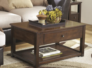 Ashley Marion Lift Top Coffee Table