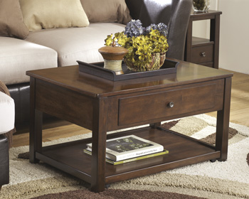 Lift Top Coffee Table Marion Warm B