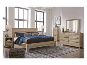 Benchcraft by Ashley Kianni Queen Bedroom Group