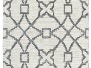 Marlow Ivory/Blue 5×8 Rug