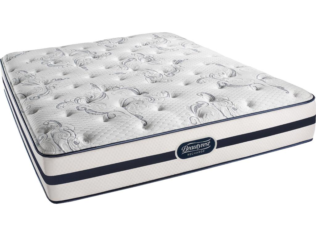 BeautyRest Recharge Aimee/Cliff Haven Plush (Queen) Mattress Only